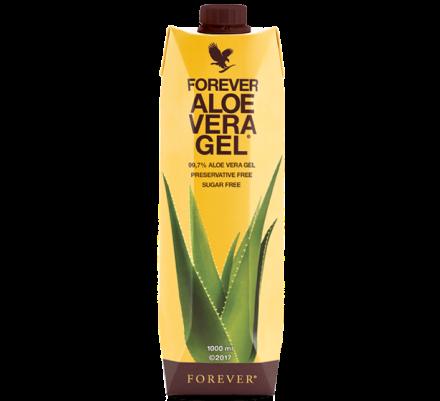Brique Aloe Vera Gel, 250 principes nutritifs, detox, régule les toxine, régénère les intestins