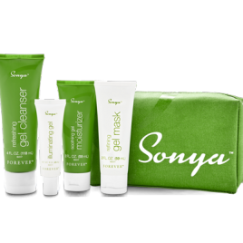 Sonya : Trousse complète Daily Skincare