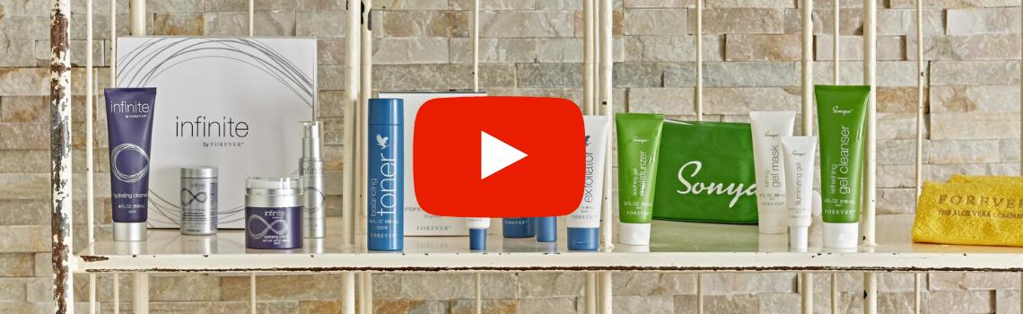 Quels produits Forever pour votre routine visage ?