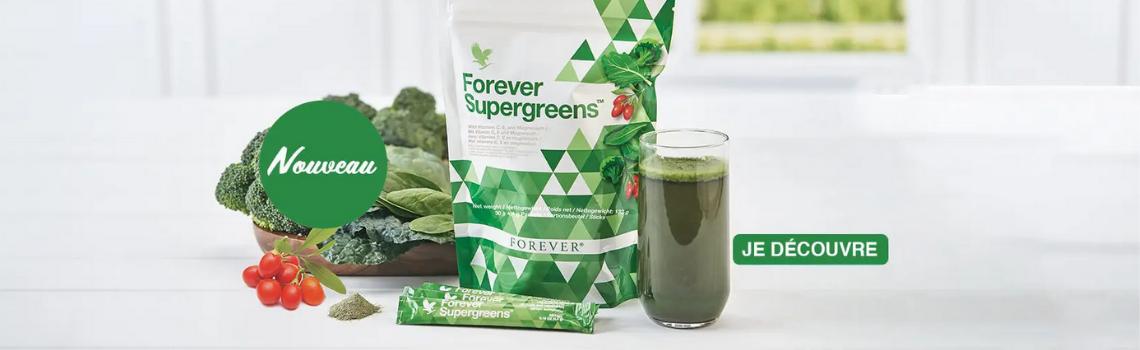 Forever Supergreen