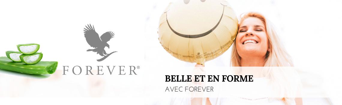 Belle et en forme avec Forever