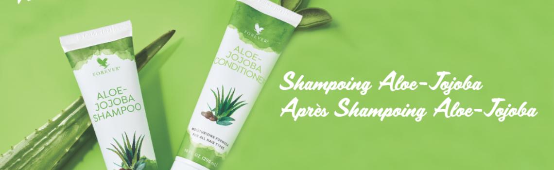 Shampoing et après shampoing : nouvelle formule